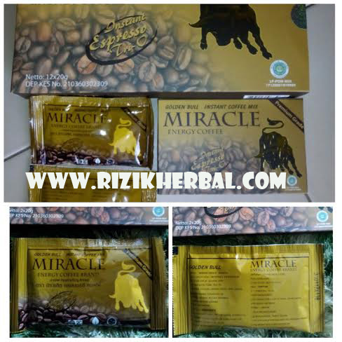 kopi miracle gold copy